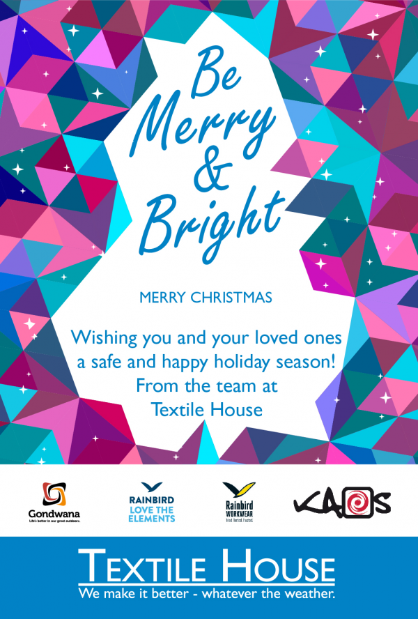 2015 Textile House Christmas Message