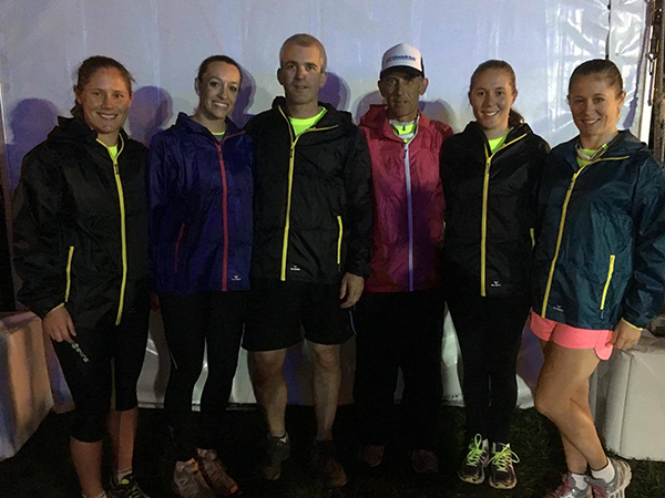 Running Rainbirds at Wings For Life World Run Melbourne